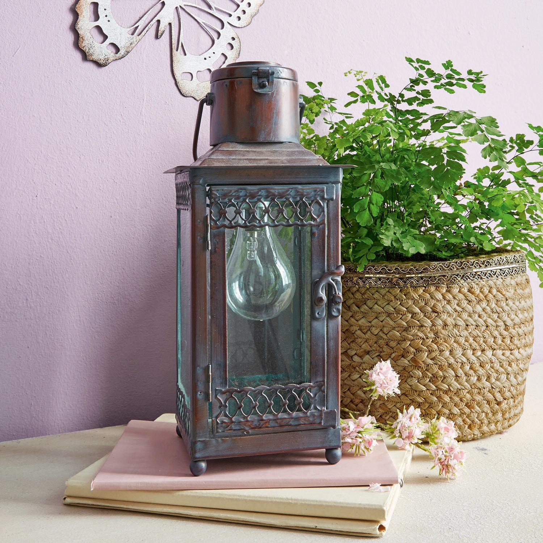 LED-lantaarn Disant