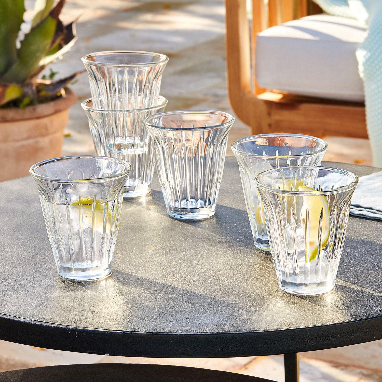 Waterglas set van 2 Lesly