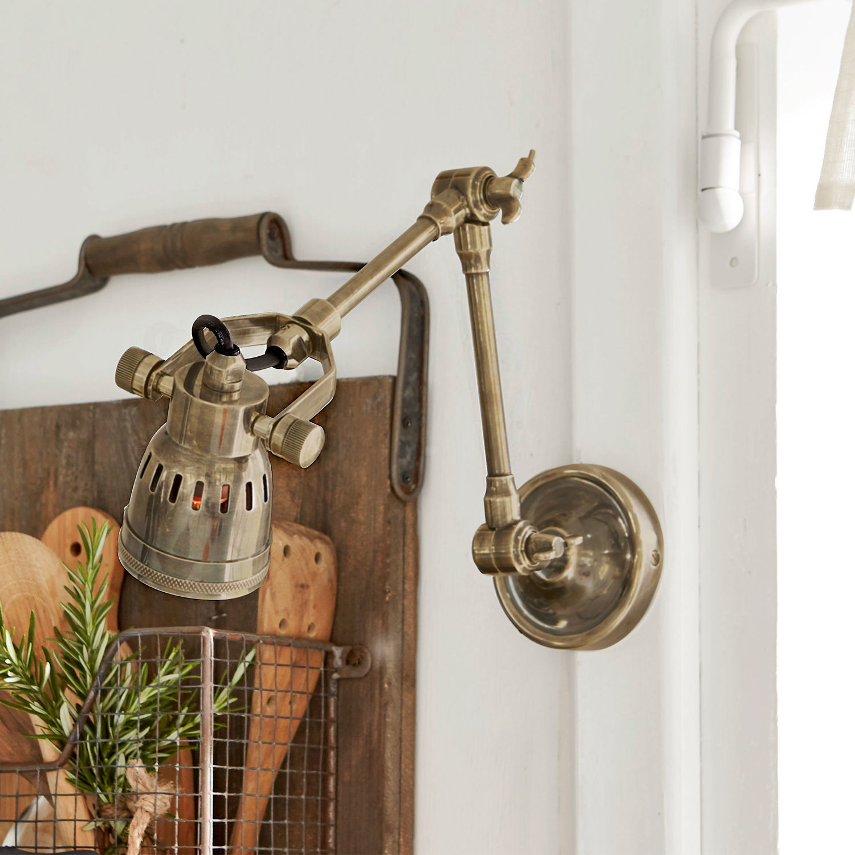 Wandlamp Abagail
