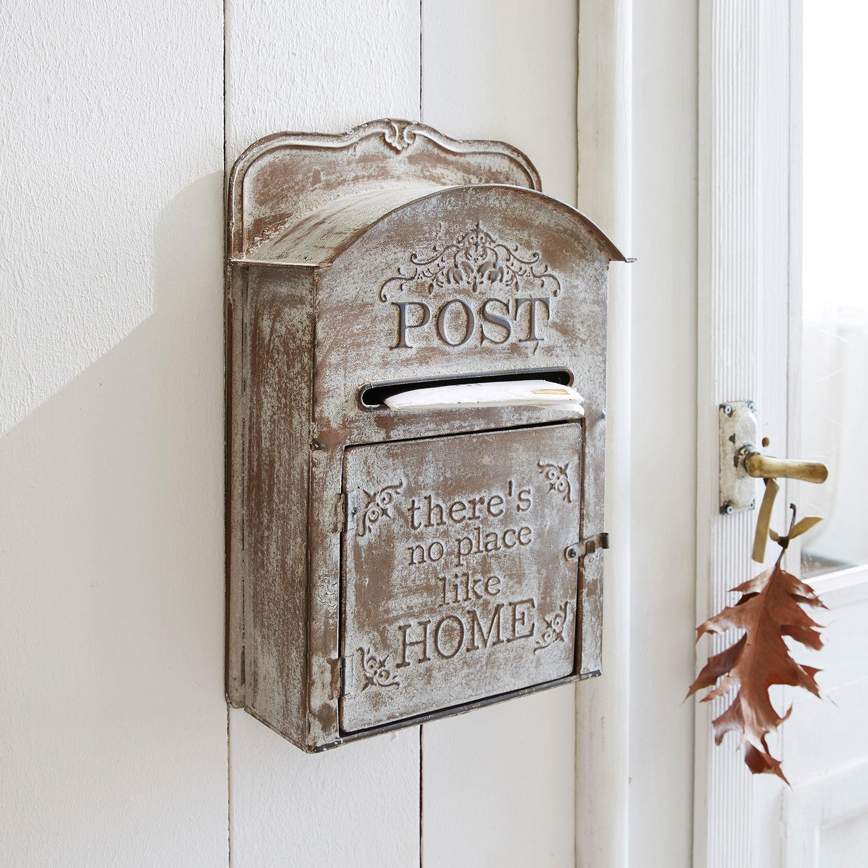 Decoratieve brievenbus Biella