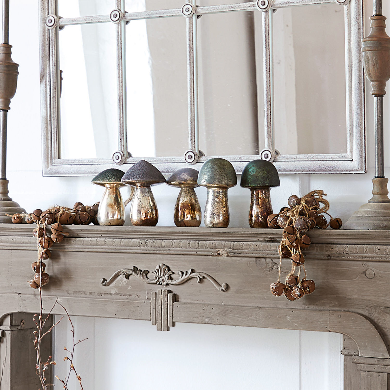 Decoratieve paddestoel set van 5 Grana