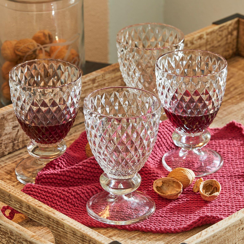 Wijnglas, set van 2 Nantes
