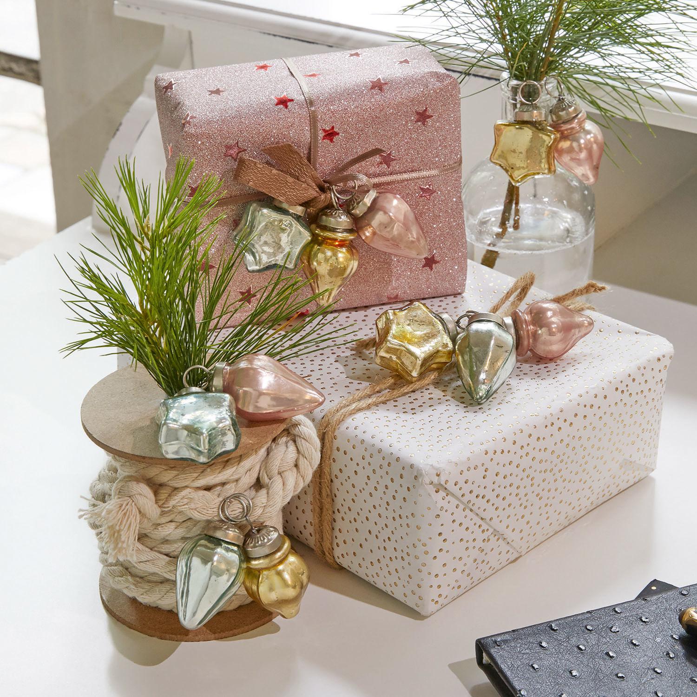 Kerstversiering set van 12 Courbevoie