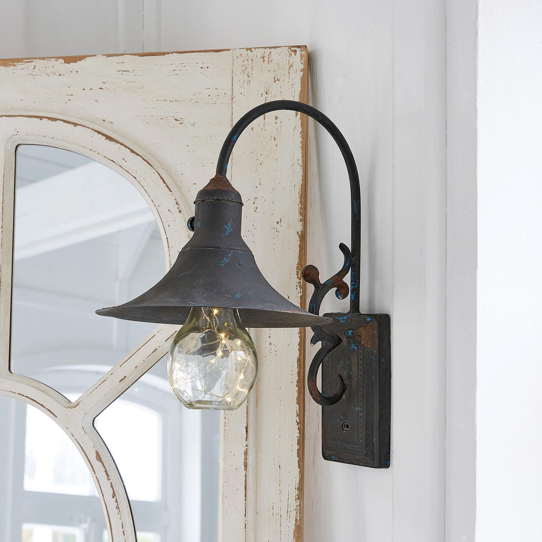 Wandlamp met LED-verlichting Tilleras