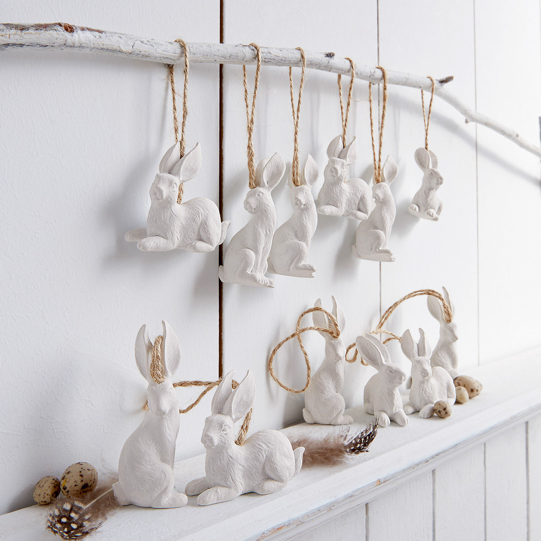 Hanger set van 12 Tarmel