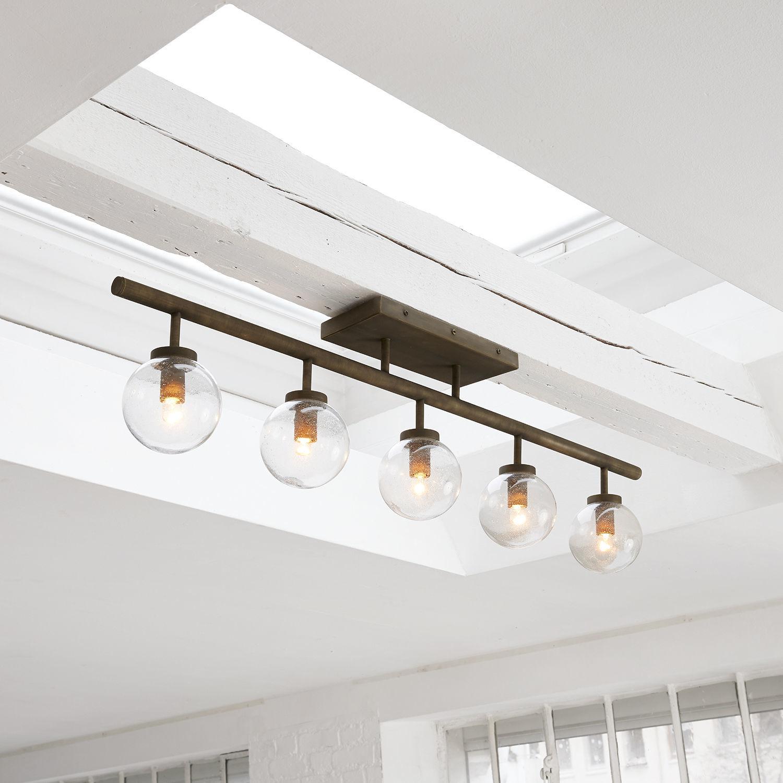 Wand- en plafondlamp Carthy