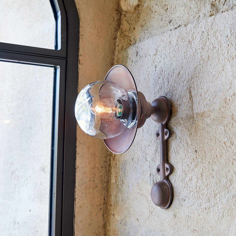Wandlamp voor buiten & voor aan het plafond Averjal