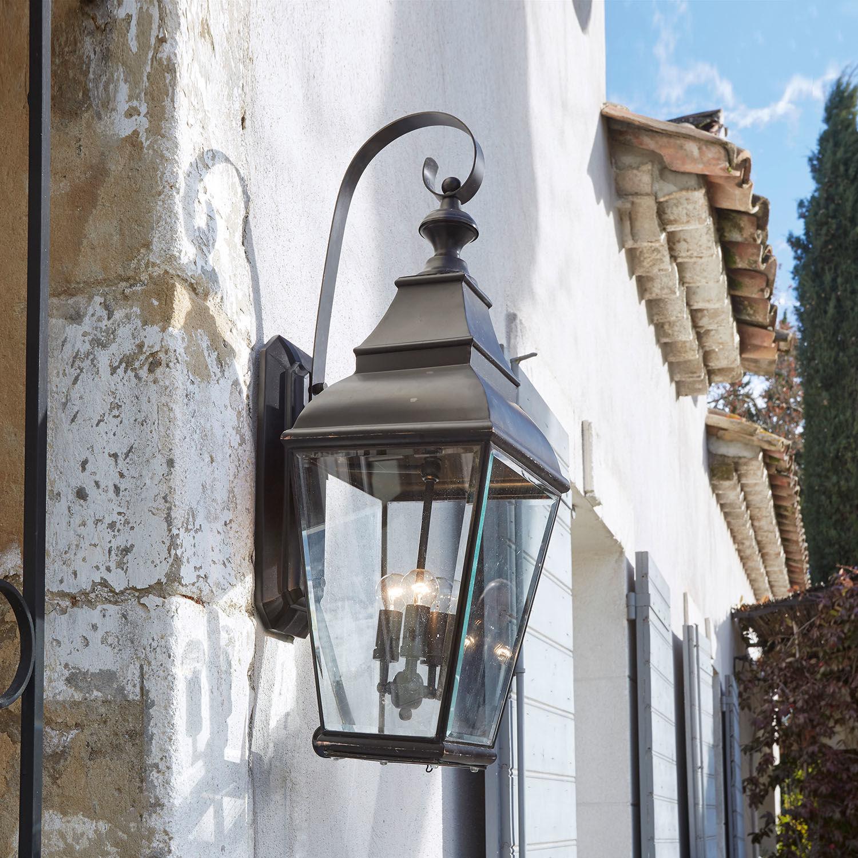 Wandlamp voor buiten Jallos